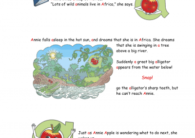 Annie Apple Dream